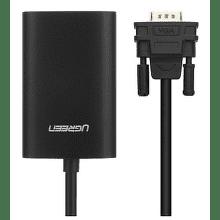 Ugreen 40264 VGA samec na HDMI samica konvertor