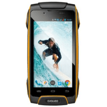 Evolveo StrongPhone Q8 LTE (žltý)