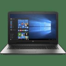 HP 17-x010nc, Z5B16EA (strieborná)