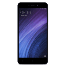 Xiaomi Redmi 4A šedý