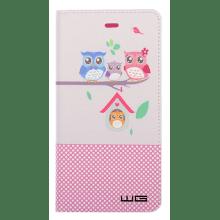 Winner Flipbook puzdro pre Huawei P9 Lite 2017 ružové