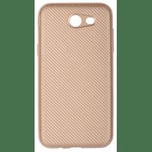 Winner TPU Fiber puzdro pre Samsung Galaxy J3 (2017) zlaté