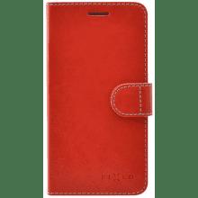 FIXED FIT knižkové puzdro iPhone 6/6s, červené