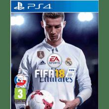 FIFA 18 - PS4 hra