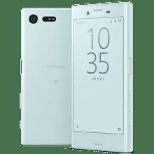 Sony Xperia X Compact (modrá)