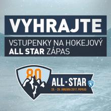 Vyhrajte vstupenky na All Star zápas