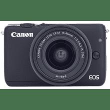 CANON EOS M10 + 15-45 f/3.5-6.3 IS STM čierny