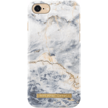 iDeal of Sweden Fashion puzdro pre iPhone 7, Blue marble