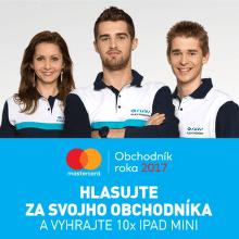 MasterCard obchodník roka 2017