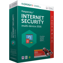 KASPERSKY Internet Security MD 2016 4usr/1y NL