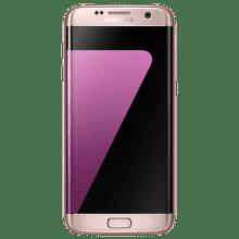 Samsung Galaxy S7 edge (ružová)
