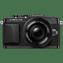 Olympus E-PL7 + 14-42 mm EZ Kit (čierny)