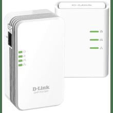 D-Link DHP-W311AV PowerLine AV 500 Wireless N Mini Starter Kit