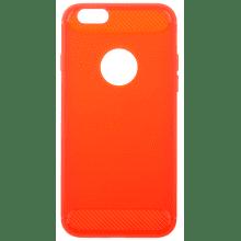 Winner iPhone 6 červené puzdro carbon