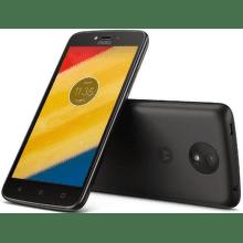 MOTOROLA Moto C Plus Dual SIM 1GB/16GB čierny
