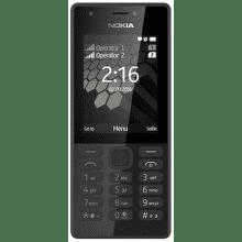 Nokia 216 Dual SIM (čierna)
