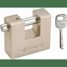 DeFORT Zámka tyčová 50 mm, 3 kľúče
