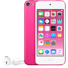 Apple iPod Touch 64GB (ružový)