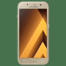 Samsung Galaxy A3 2017 (zlatá)