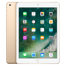 Apple iPad Wi-fi 128GB zlatý