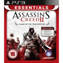 PS3 - Assassins Creed 2 GOTY Essentials
