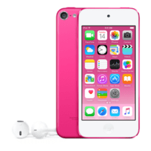 Apple iPod Touch 32GB (ružový) MKHQ2HC/A