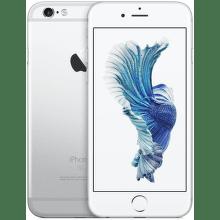 Apple iPhone 6s 64 GB (strieborný)