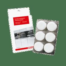MIELE GP DC CX 0061 T - odváp. tablety pre kávovary, parné rúry