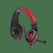 Speedlink Legatos Stereo Headset pre PS4 (čierno-červená)