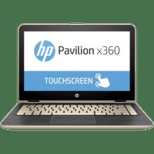 HP Pavilion x360 13-u002, W7R07EA (zlatý)