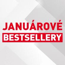 Januárové bestsellery