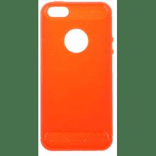 Winner iPhone 5 červené puzdro carbon