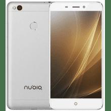 Nubia N1 3GB/64GB strieborný