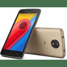 Motorola Moto C 4G zlatý
